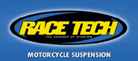 Race Tech Trained Suspension Technician